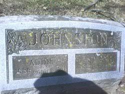 Addie Baldwin Johnston (1888-1941) - Find A Grave Memorial