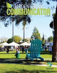 garden grove communicator spring 2019