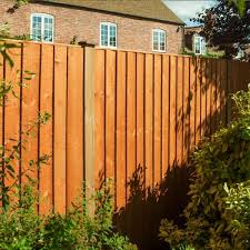 Rowlinson 6 X 6 Feather Edge Fence Panel