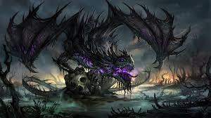 purple dragon wallpapers top free