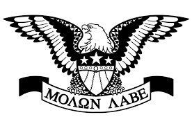 Universal Custom Vinyl Decal Kit Molon Labe Eagle Factory Crafts