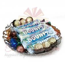 send chocolates and sweets chocolate