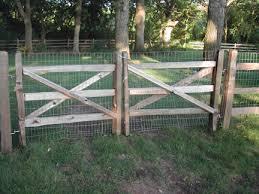 Gates For Split Rail Fences