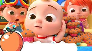Bài Hát The Muffin Man ♫ Nhạc Thiếu Nhi Tiếng Anh ♫ Nhạc Cho Bé ...