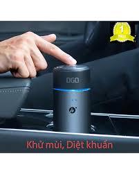 Máy khử mùi hôi oto xe hơi trong phòng DGQ DEODORIZER - Đánh sạch mọi mùi  hôi, ẩm mốc, diệt vi khuẩn