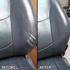 13 best leather car seat repair images
