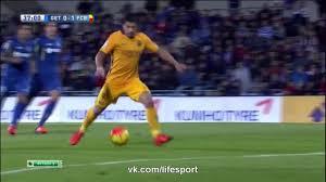 Хетафе - Барселона / Чемпионат Испании, 10-й тур / 31.10.2015. / Обзор  матча [720p]