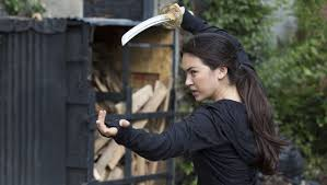 Q&A: Jessica Henwick gets a kick out of her 'Marvel's Iron Fist ...