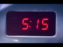Image result for clock 5:15