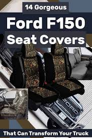 14 f150 seat covers on