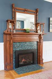 50 fireplace makeovers for the changing