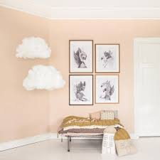 Peach And Mustard A Gorgeous Combination For A Kids Room Room Decor Kids Room Wall Cool Kids Rooms