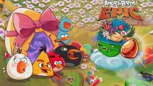 Angry Birds Epic: The Golden Easter Egg Hunt - YouTube