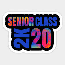 senior gift stickers teepublic