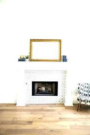 wood fireplace mantel shelf fresh