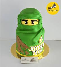 Happy Birthday Cake | Customize Ninjago Birthday Cake 6 Inch