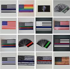 New Thin Blue Line Flag Decal 6 5 11 5 Cm American Flag Sticker For Cars And Trucks Wall Window Stickers Decorative Stickers I240 Windscreen Stickers Printing Auto Dealer Window Stickers From Tina310 30 91 Dhgate Com