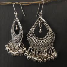 ethnic stud earrings tribal earrings