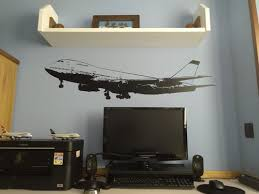 747 Airplane Vinyl Wall Decal Sticker 6031 Stickerbrand