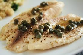 Lemon-Butter Baked Tilapia with Capers ...