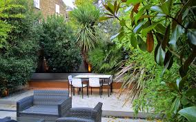 low maintenance garden designs london