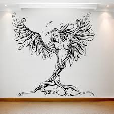 Birth Of Angel On The Wall Best Deals With Free Uk Standard Delivery Mizzli