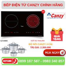 Bếp Điện Từ Canzy CZ-66BS, Giá tháng 5/2020