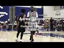 Aaron Gibson Basketball Highlights - YouTube