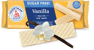 sugar free vanilla wafers voortman bakery