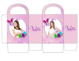Kit Aniversario Digital Tema Violetta Para Imprimir Convites