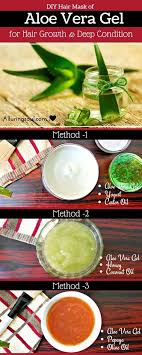 top 3 diy hair mask of aloe vera gel