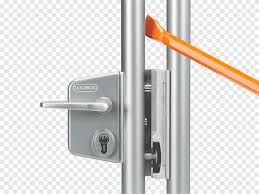 Lock Gate Latch Chain Link Fencing Dead Bolt Gate Angle Fence Png Pngegg
