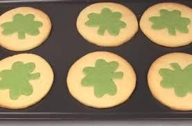 pillsbury shamrock shape sugar cookies