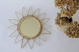 sunburst wall mirror room mirror miroir