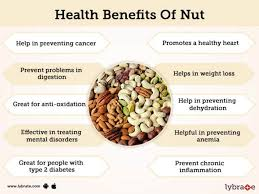 benefits of nut and its side effects