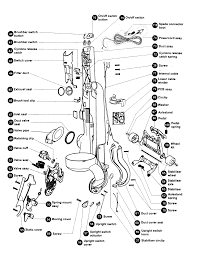 dyson dc15 ball upright vacuum parts