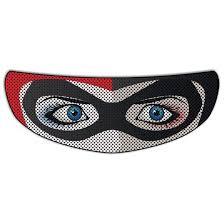 Harley Quinn Motorcycle Helmet Shield Sticker
