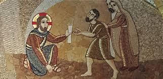 Risultato immagini per «Gesù passando vide un uomo cieco dalla nascita...»