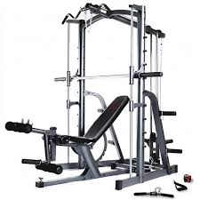Marcy MWB1282 Platinum Smith Machine Review - Fitness Review