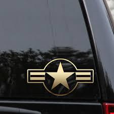 Usaf Air Force Roundel Decal Sticker Veteran Car Truck Window Patch Laptop Veteran Car Usaf Air Force