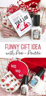 poo pourri santa gift printable s