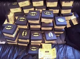 10 Caja Invitacion Dulceros Cumpleanos Batman 155 00 En