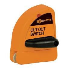 Gallagher Cut Out Switch Electrical Fencing Mitre 10