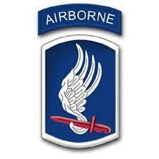 United States Army 173rd Airborne Brigade Patch Decal Sticker 5 5 Walmart Com Walmart Com