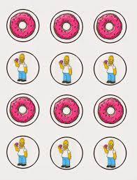 Los Simpson Invitaciones Tarjetas Toppers Y Stickers Para Imprimir Gratis Los Simpson Cumpleanos Fiesta De Simpsons Sorpresa Cumpleanos Novio