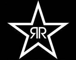 Rockstar Vinyl Decal Car Truck Laptop Free Shipping Etsy