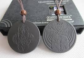 angel design quantum pendant