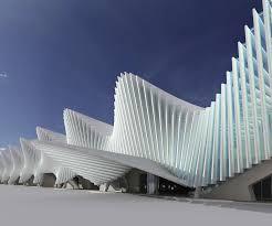 Reggio Emilia Stazione Mediopadana / Reggio Emilia (Gallery) - Santiago  Calatrava – Architects & E…   Architecture design, Unique architecture,  Amazing architecture