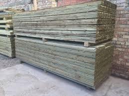 Fencing Fence Rails Slats Timber Fence Posts Edinburgh
