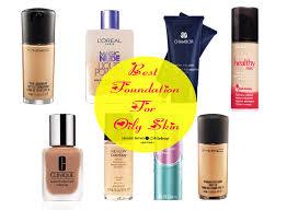 makeup foundation for oily acne e skin
